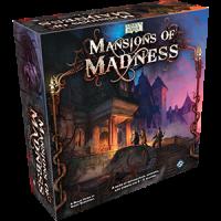 Mythe Mansion of madness