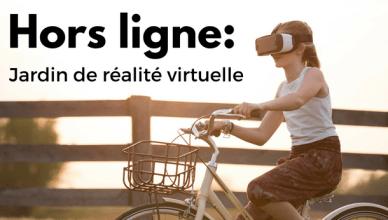Jardin de réalité virtuelle