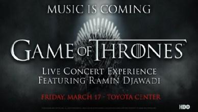GoT Live Concert Experience