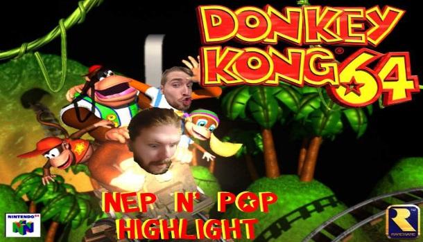 Donkey Kong 64 sous le veeeeeeeeeeeeeen