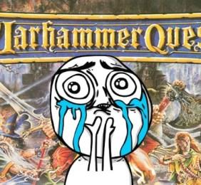 Warhammer Quest – Le wizard est un chenille transformée en papillon!