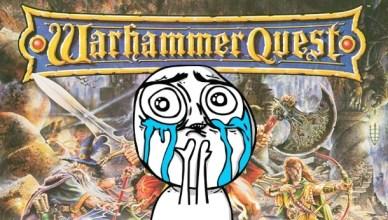 Warhammer Quest... c'est tellment beau!