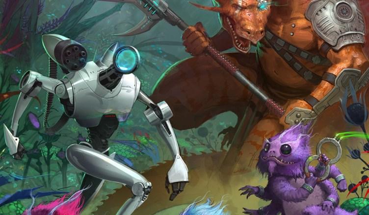 Starfinder : Alien Archive