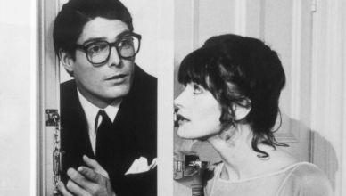 Margot Kidder et Christopher Reeves