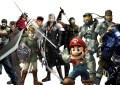 Personnages de jeux vidéo : Les hommes