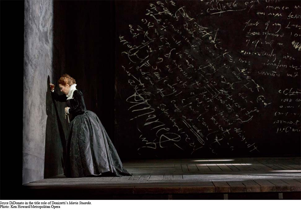 Maria Stuarda at the Met
