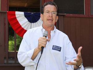 Dan Malloy, Democratic candidate for governor