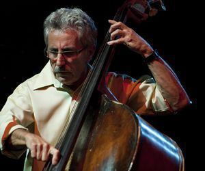 Mario Pavone performing at the 2010 Litchfield Jazz Festival. Credit: Steven Sussman