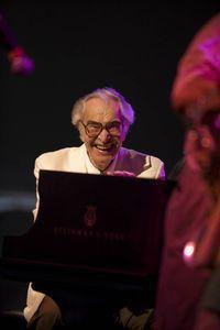 Jazz legend Dave Brubeck died Wednesday. Steven Sussman photo
