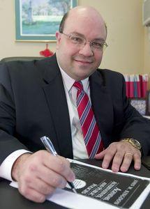 Wolcott Superintendent of Schools Joseph P. Macary