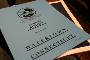The Watertown Town Council set a referendum date of May 21 to vote on the proposed $26.7 million town budget and $38.6 school budget. Laraine Weschler Republican-American