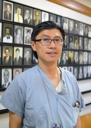 Dr. Toby C. Chai is researching whether applying localized estrogen can spark the body to cure urinary tract infections.