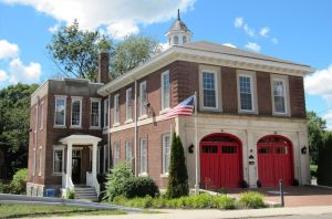 Old Waterville Fire Hall, 1551 Thomaston Ave, Waterbury.. Steven Valenti Republican-American