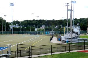 A view of Municipal Stadium at 1200 Watertown Ave. in Waterbury. Steven Valenti Republican-American
