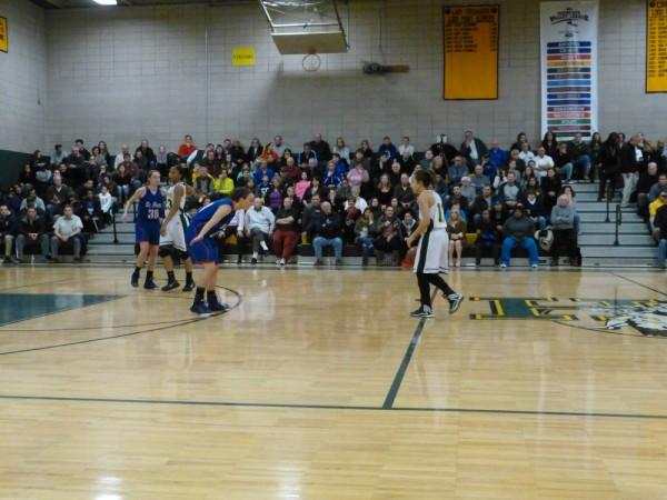 Holy Cross girls basketball