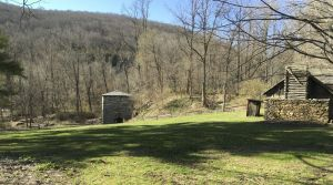 The Friends of the Eric Sloane Museum in Kent are planning to plant an orchard of heirloom apple trees this spring on the hill next to the Noah Blake cabin, which was constructed on the museum grounds by Sloane himself in the mid 1970s. The planting will be held on April 30. Lynn Mellis Worthington Republican-American