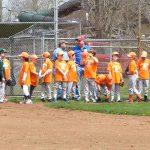 Middlebury Baseball hosts opening day