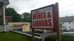 Super Wines & Liquors in Cheshire is one of many in Connecticut that has reviews for wines on its shelves that don't match the vintage being sold. Laraine Weschler Republican-American