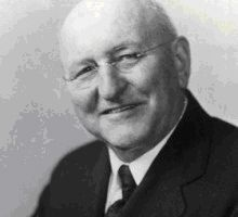 Rev. Edgar J. Helms, founded Goodwill in 1902 in Boston. Contributed.