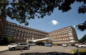 Waterbury Hospital. Republican-American Archive