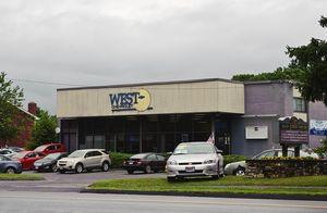 Nice West Chevrolet In Woodbury