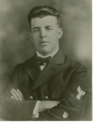 Thomas Reeves of Thomaston, a radioman on the USS California, was killed during the Pearl Harbor attack. The town's Reeves Field is named after him. He was a posthumous recipient of the Medal of Honor. Contributed photo