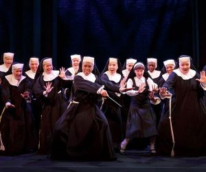 The cast of 'Sister Act.' Credit: contributed