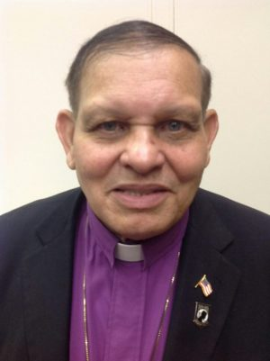 Rev. Richard J. Cam, Petitioning Candidate for the 72nd House District