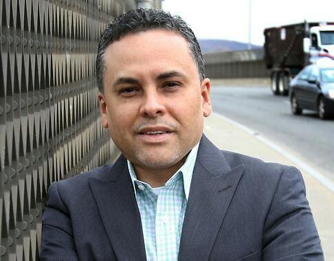 Victor Lopez Jr.., incumbent candidate for Board of Aldermen, 2nd District.