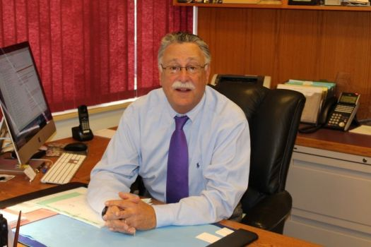 Contributed Region 10 Superintendent Alan Beitman rescinded layoff notices.