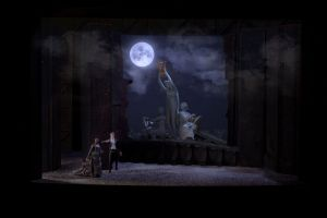A scene from 'The Phantom of the Opera.' contributed