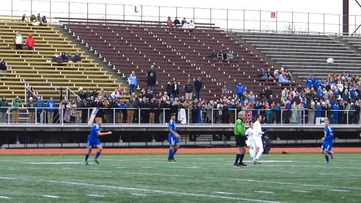 McCall goal wins soccer championship
