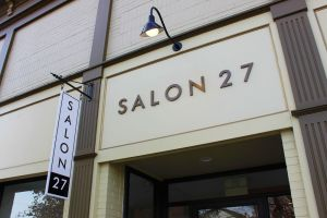 Alicia Sakal Republican-American Salon 27 is open at 27 Main St. in New Milford. Ayers of Litchfield, is a New Milford native and has worked in area salons for 14 years.