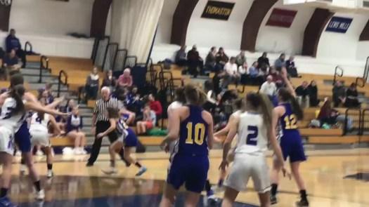 BL girls hoop: Housatonic enjoying strong season