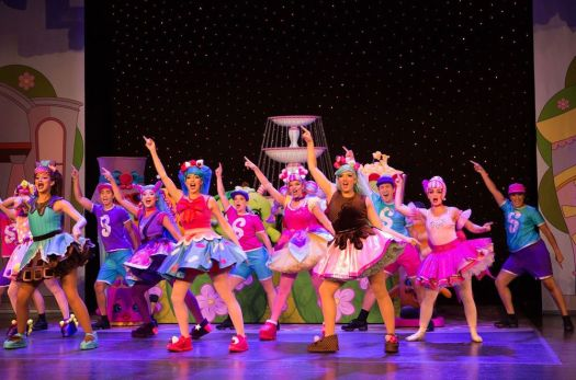 'Shopkins Live: Shop It UP!' comes to the Warner Theatre in Torrington on Sunday. Contributed