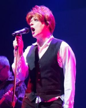 The David Bowie tribute band Starman will perform Friday night at Infinity Hall in Norfolk. Contributed