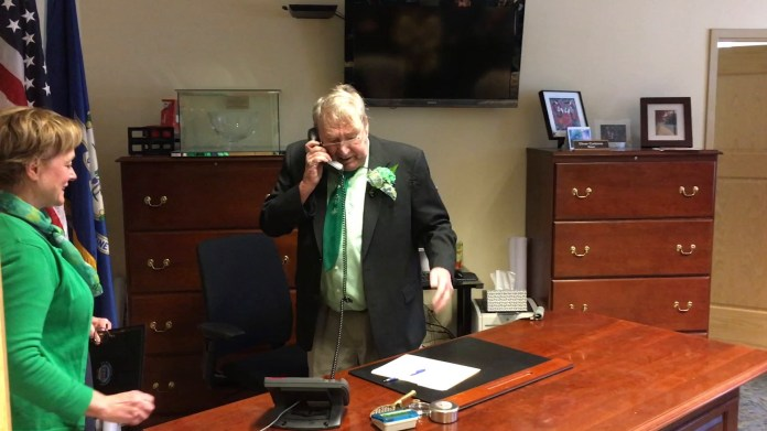 Torrington's Lord Mayor