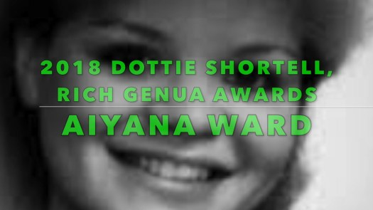 Shortell, Genua awards - Aiyana Ward