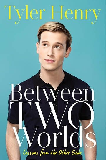 'Hollywood Medium' Tyler Henry will appear Saturday at the Oakdale. Contributed