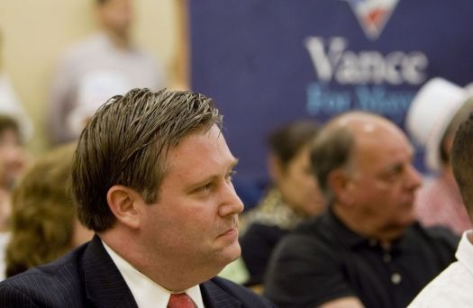 J. Paul Vance Jr. Republican-American archive