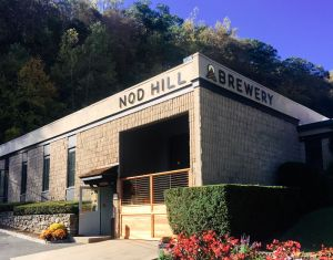 Nod Hill Brewing, Ridgefield. Contributed photo
