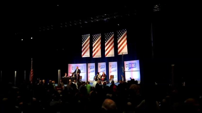 State Democratic convention selects endorsed gubernatorial candidate