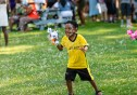 WATERBURY, CT. 30 June 2018-063018BS424 during the Fourth Annual Jerk Festival featuring authentic food from the Caribbean at Library Park in Waterbury, CT on Saturday afternoon. Bill Shettle Republican-American