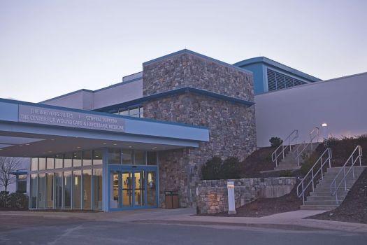 Sharon Hospital  Republican-American Archive