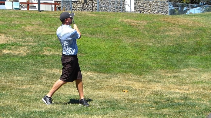 Mayor's Cup golf 2018 - Day 1