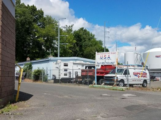 F&G LLC, a subsidiary of USA Hauling, runs transfer station at 260 Railroad Hill St. in Waterbury that currently accepts recyclables. The firm wants to expand the facility and accept solid waste.