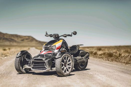 Can-Am's Ryker (Courtesy Can-Am)