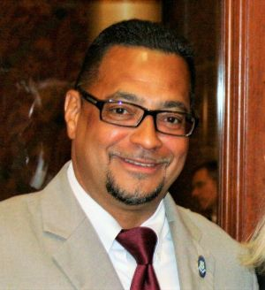 WATERBURY -- Incumbent State Rep. Geraldo Reyes Jr., D-75th District.