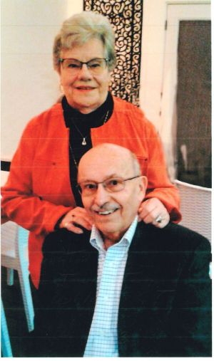 Herman and Carole Ann (Plumpton) Mueller