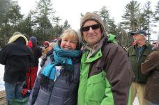 Ellen and Bob Bradshaw of Norwalk